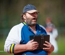 Trenér TJ Olympia Blansko