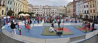 Městské slavnosti Pardubice 2015