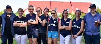 Dětský sportovní den vSrnojedech 2016