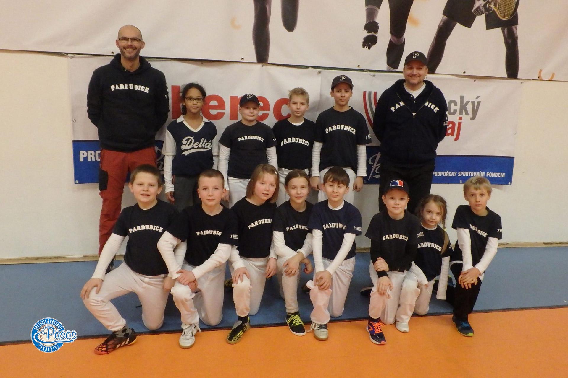 Pasos Pardubice - Coachball U11