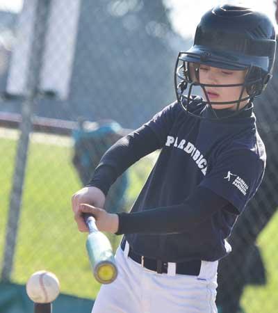V Pardubicích začala baseballová sezóna, Pasos byl u toho